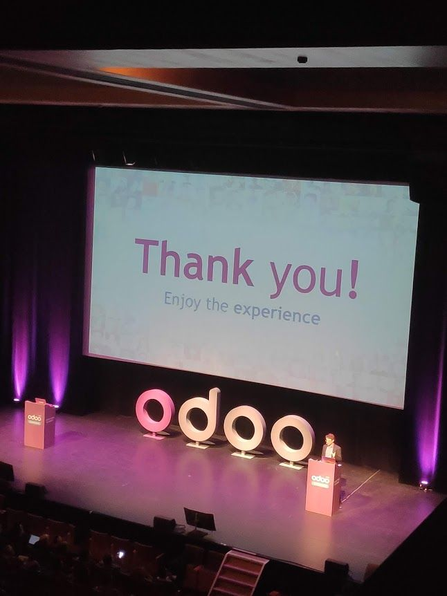 Odoo Experience 2019 - One day